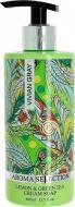 Крем-мило Vivian Gray лимон та зелений чай 400 мл 1 шт./уп.