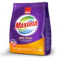 Порошок для машинного прання Sano Javel effect 1,25 кг