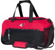 Сумка 4F H4L19-TPU012-62S 36 л чорний із червоним