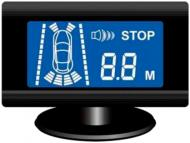 Паркувальна система ParkCity Tallinn 818/305L Black