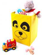 Ящик для зберігання Українська оселя Зоопарк Собака 30х30х45 см