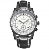 Часы Megir White Black MG2007 (ML2007G/BK-7)