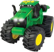 Іграшка Tomy John Deere Трактор Monster Treads зі звуковими та світловими ефектами 46656
