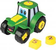 Іграшка-сортер Tomy John Deere Трактор Джонні 46654