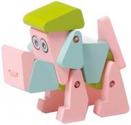 Іграшка дерев'яна Cubika Собака акробат LA-1