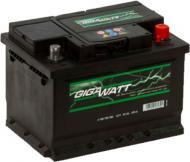 Акумулятор автомобільний GIGAWATT GW 0185756009 60А 12 B «+» праворуч