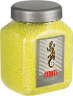 Пісок декоративний GUTTI  Yellow 0.8-1.2 800 гр.