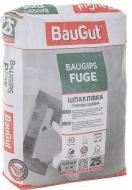 Шпаклівка BauGut BauGips Fuge для швів 25 кг