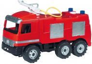 Пожежна машинка Lena Mercedes з водяним баком 64 см