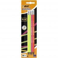 Олівець чорнографітний Evolution 4 шт. BIC