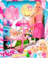 Лялька Ася Сімейне дозвілля
