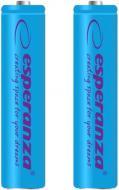 Акумулятор ESPERANZA AA (R6, 316) 2 шт. (EZA103B)