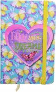 Книга для нотаток Follow your dreams А6 96 аркушів