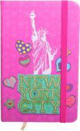 Книга для нотаток New York City А6 96 аркушів