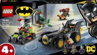 Конструктор LEGO Super Heroes DC Batman™: Бетмен проти Джокера: погоня на бетмобілі 76180