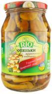Гриби консервовані ТМ Ріо Опеньки мариновані з овочами 360 г