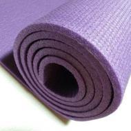 Коврик для фитнеса Verdani Пилатес 1800х600х6 мм Фиолетовый