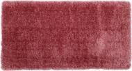 Ковер Ozkaplan Karpet Gold Shaggy темно-рожевий 1x2 м