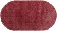 Килим Ozkaplan Karpet Gold Shassy О темно-рожевий 1,2x1,7 м