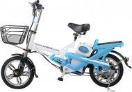 Електровелосипед Aurora A016 Blue