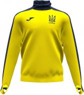 Джемпер форми збірної України 2021 Joma FED. FUTBOL UCRANIA SWEATSHIRT AT102365A907 р. S жовтий