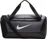 Спортивна сумка Nike Brasilia BA5957-026 чорний із сірим