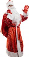 Костюм новорічний Дід Мороз дорослий №3 (85048)