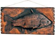 Панно Fish-Point керамічне Барельєф