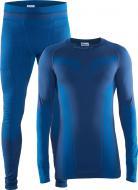 Комплект термобілизни Craft Seamless Zone 2-Pack M р. L синій 1905330-2381