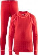 Комплект термобілизни Craft Nordic Wool Set J р. 158-164 рожевий 1905356-452801