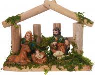 Декорація різдвяна Віфлеємська шопка ZY15820-3