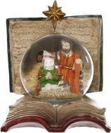Декорація новорічна Книга з кулею діаметром 8 см. ZY50165B