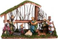 Декорація різдвяна Дари волхвів ZY22031