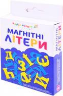 Гра літери магнітні Українська абетка R-33A (KI-7001)
