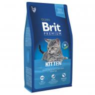 Корм для кошенят Brit Premium Курка 8 кг