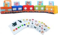 Развивающая игрушка Масик Паровозик МС 090602-08