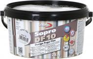Фуга Sopro Flex DF 10 1053 (15) 2,5 кг серый