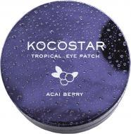 Гідрогелеві патчі Kocostar Tropical Eye Patch Ягоди асаі 90 г 60 шт./уп.