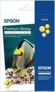 Папір Epson 100mmx150mm Premium Glossy Photo Paper, 50л. C13S041729