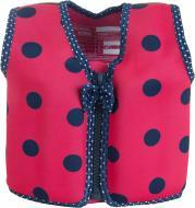 Плавальний жилет Konfidence Original Jacket на 4-5 років Ladybird Polka KJ05-C-05