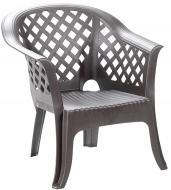 Крісло Ost-Fran Lario LAR064MA коричневий