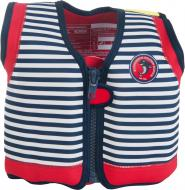 Плавальний жилет Konfidence Original Jacket на 4-5 років Blue Stripe KJ15-C-05