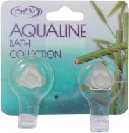 Гачок Arino Aqualine Комплект 2 шт. білі
