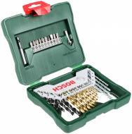 Набор принадлежностей Bosch X-Line-30 Titanium 30 шт. 2607019324