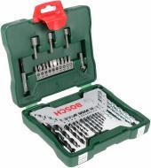 Набор принадлежностей Bosch X-Line 33 шт. 2607019325