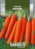 Насіння Seedera морква яскрава 20г