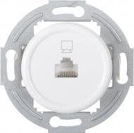 Механизм розетки компьютерная UP! (Underprice) Retro белый HSN-SCP.H1G1PC-WH