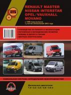 Книга «Руководство по ремонту и эксплуатации Renault Master / Opel Movano. Модели с 1998 года,
