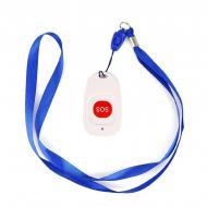 Беспроводная система вызова медперсонала Retekess F4411A из 2-х кнопок + часы - приёмник (100395)