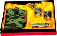 Набор подарочный с флягой Камуфляж A131